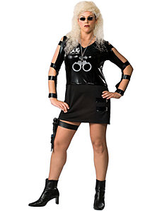 DOG - The Bounty Hunter  Beth Plus  Adult by Rubie's Costume Co