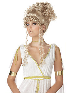Athenian Goddess Wig - Blonde by California Costume Collection