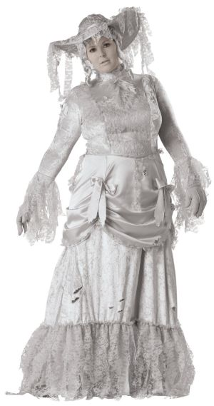 Ghostly Lady Elite Collection Costume