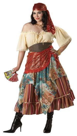 Fortune Teller Elite Collection Costume