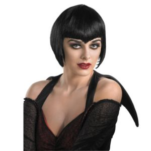 Vampira Wig