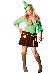 Scarecrow Adult Plus Costume by Rubie's Costume Co