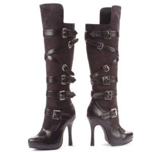 Bandit (Black) Boots