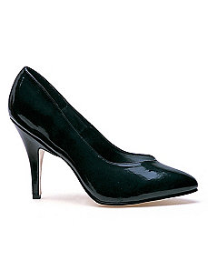 Black Pump Shoes by ELLIE SHOES