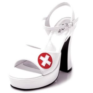 Betty (White) Shoes