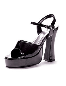 Lea (Black) Adult Shoes by ELLIE SHOES