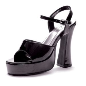Lea (Black) Adult Shoes