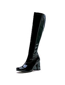 Gogo (Black) Adult Boots by ELLIE SHOES