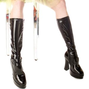ChaCha (Black) Boots