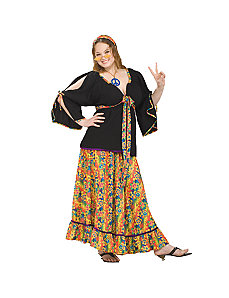 Groovy Mamma Adult Plus Costume by Forum Novelties Inc