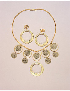 Gypsy Jewelry Set by Rubie's Costume Co