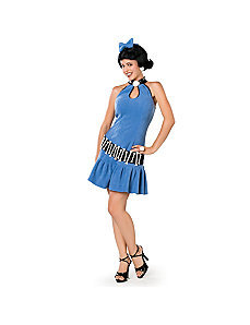 The Flintstones Betty Plus  Adult Costume by Rubie's Costume Co
