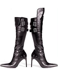 Women's Pirate Boots by ELLIE SHOES