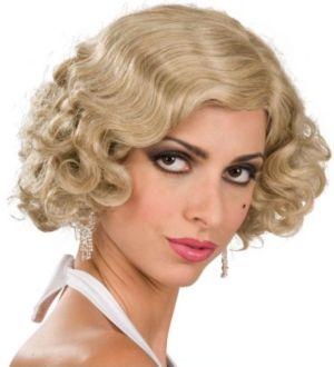 Flapper Wig (Blonde)