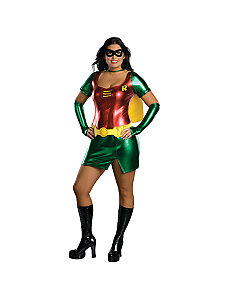 Robin Plus Adult Costume by Rubie's Costume Co