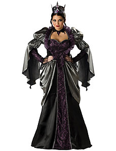 Wicked Queen Adult Plus Costume by In Character Costumes