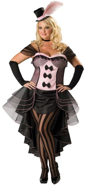 Burlesque Babe Costume