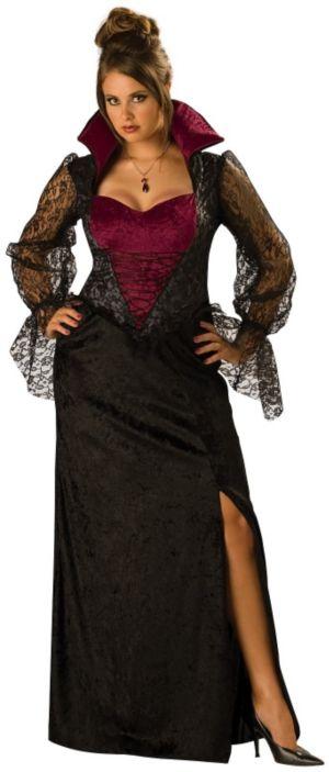 Midnight Vampiress Costume