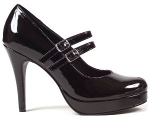 Black Jane Shoes