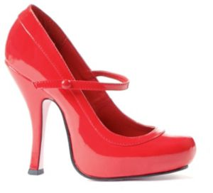 Babydoll (Red) Shoes
