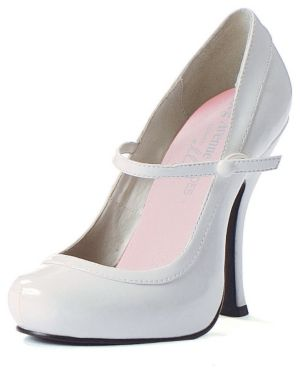 Babydoll (White) Shoes