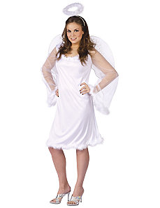 Heaven Sent Adult (Plus) Costume by Fun World