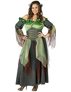 Mother Nature Adult Plus Costume by Fun World