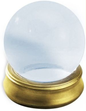 Crystal Ball with Stand