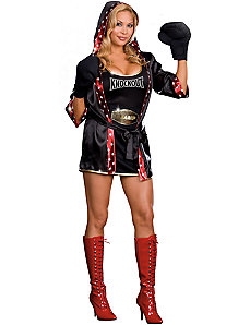 TKO: Total Knock Out (Convertible) Adult Costume by Dreamgirl