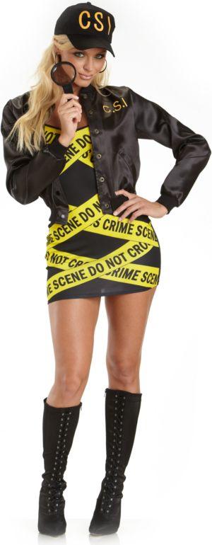 CSI Costume