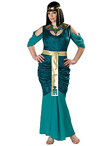 Egyptian Jewel Plus Adult Costume by In Character Costumes