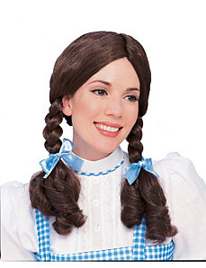 Wizard of Oz Dorothy Wig by Rubie's Costume Co
