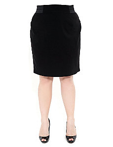 9 To 5 Skirt by City Chic