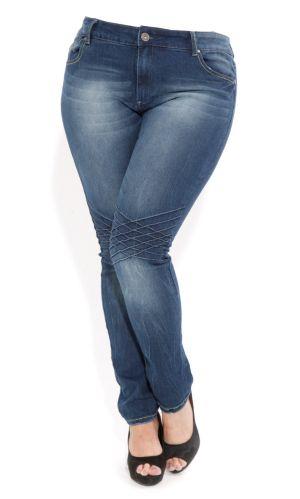 Lattace Skinny Jeans