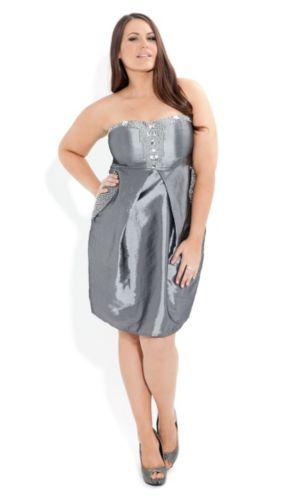 Beaded Molly Dress