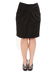 Asymmetrical Skirt by City Chic