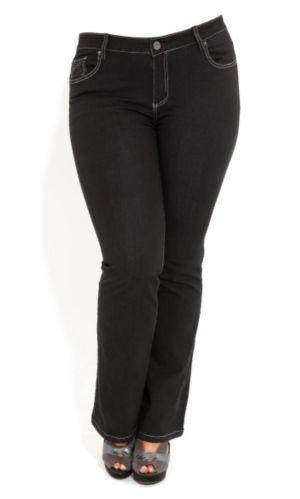 Zebra Bling Bootleg Jeans