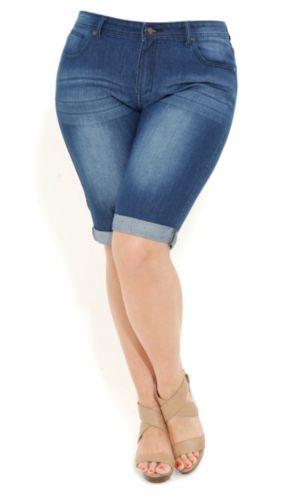 Lover Knee Shorts