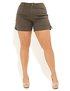 Short Adventura Short by City Chic
