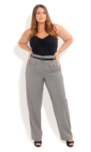 Girl Talk High Waist Pants