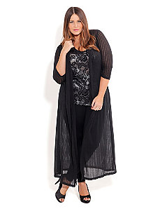 Super Longline Cape Cardigan by City Chic