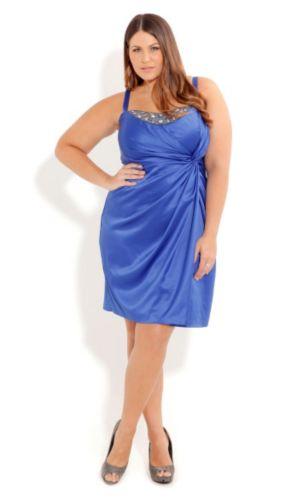 Tracy Twist Dress