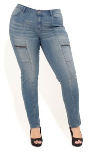 Light Me Up Skinny Jeans