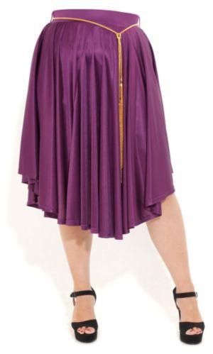 Glam 70'S Skirt