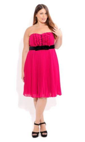 Tuxedo Tanya Dress