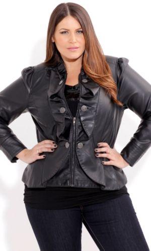 Frill Blondie Jacket