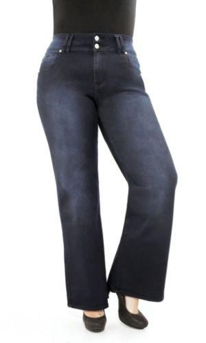 Column Wide Jeans Short