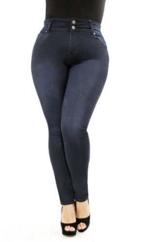 Hourglass Skinny Jeans Regular