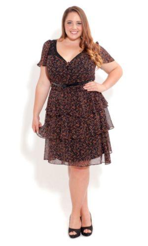 Miss Ditsy Dress