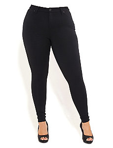 Slim Me Ponte Pants by City Chic